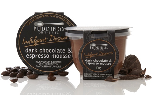 mousse dark chocolate espresso the gourmet merchant