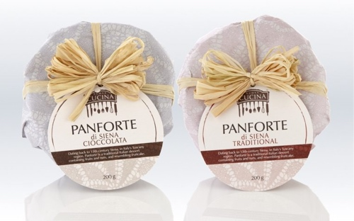 panforte di siena traditional chocolate nuova cucina the gourmet merchant